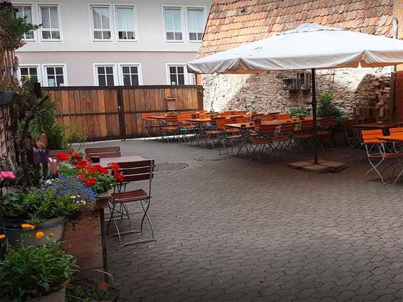 Gasthof goldener Adler Bad Windsheim
